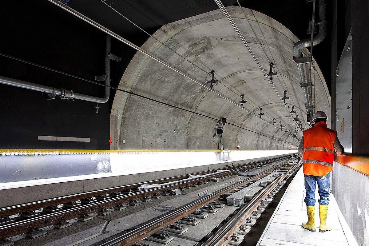 زهکشی تونل